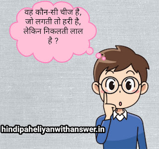 hindi paheliyan for school with answer