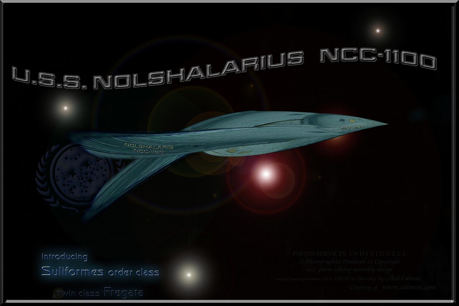 NOLSHALARIUS NCC-1100