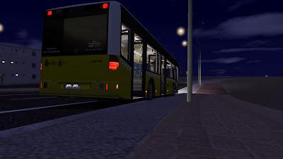 Mercedes Benz 0530 Citaro