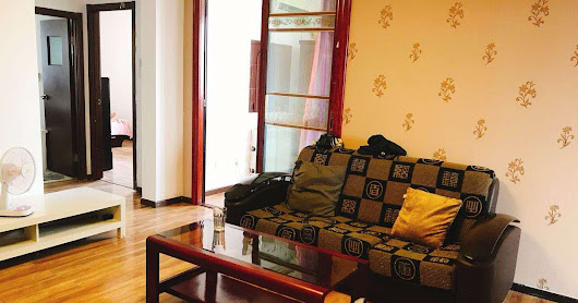 5bedrooms with 2bathrooms apartment in Beijing WuDaoKou Tsinghua Peking university