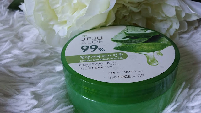 Revue ~ The Face Shop Jeju Aloe ~