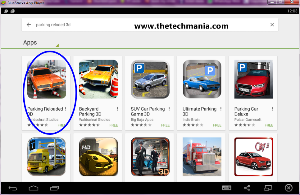 Download Parking Reloaded 3d For Pc Laptop Windows Xp 7 8 8 1 10 And