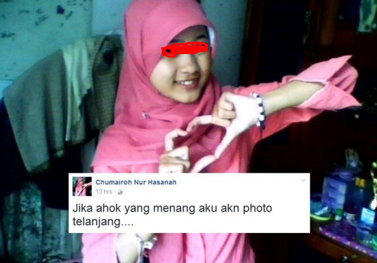 Postingan Cewek Ini Mendadak Jadi Viral. Netizen: