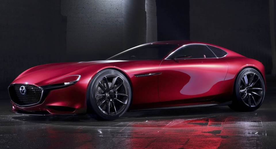 Mazda will revive the rotary, but as an EV range extender