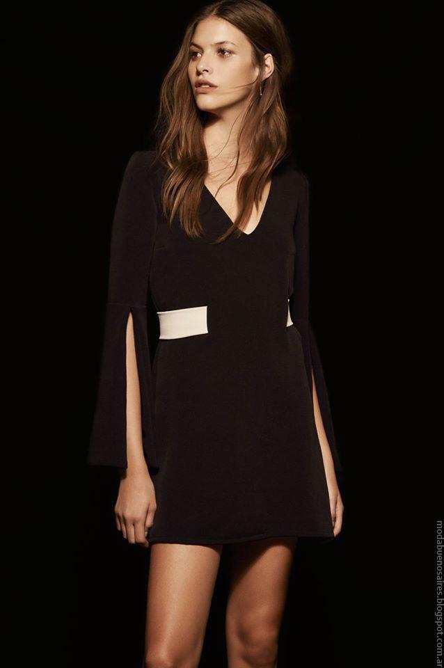 Moda invierno 2016 ropa de moda.