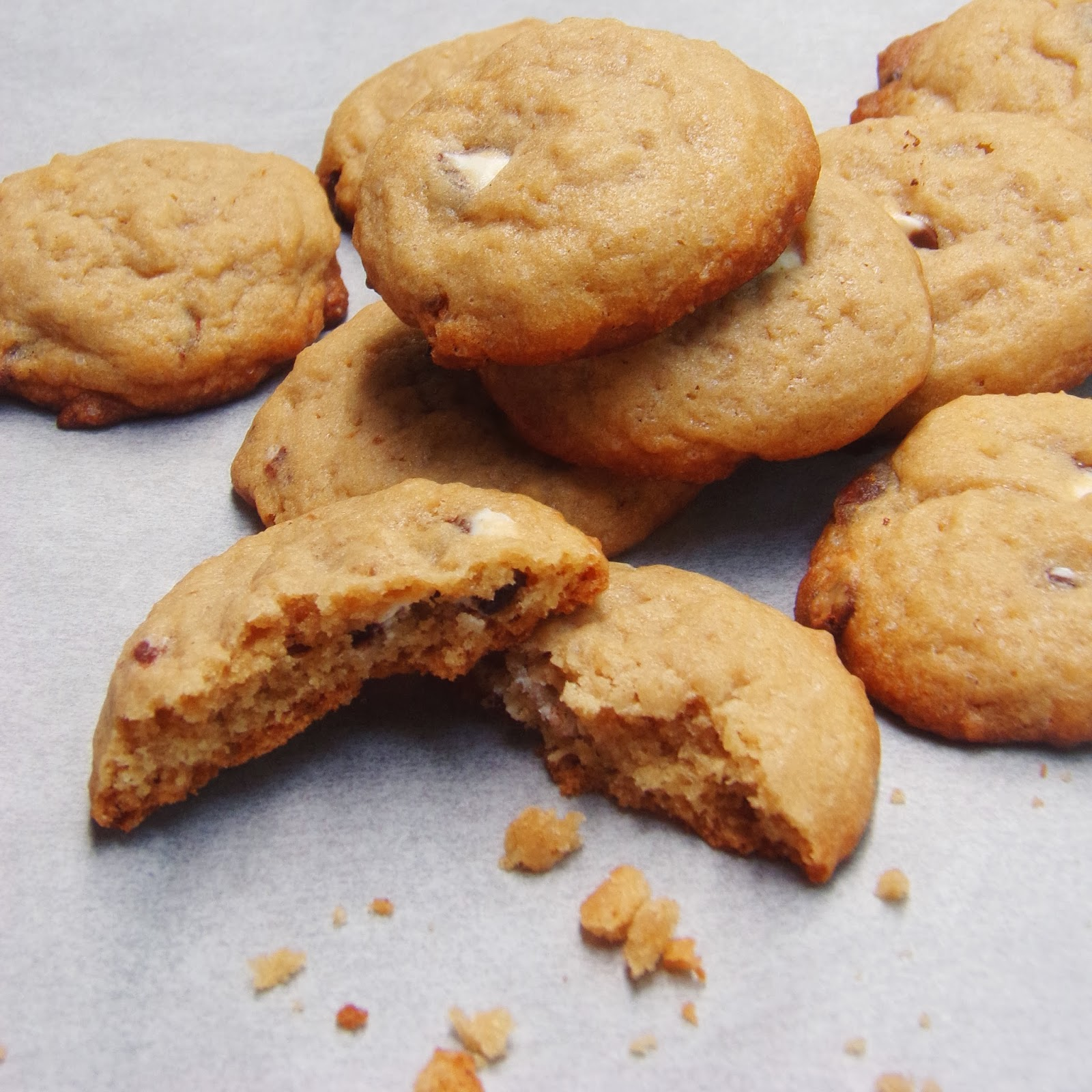 how to bake chocolate chip cookies, Martha Stewart chocolate chip cookies
