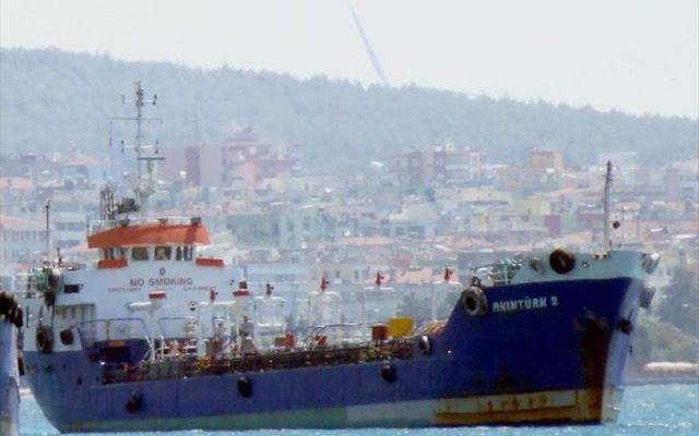 Πορεία μυστήριo από λιμάνι - ορμητήριο για το AΚΙΝTURK 2