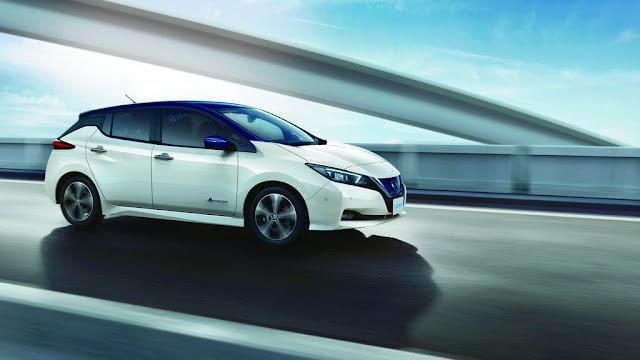 La visión de Nissan acerca de la movilidad en el futuro