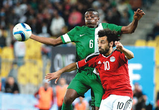 Nigeria Disgraced Out Of African Cup of Nations