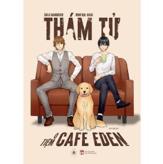 Sách - Thám Tử Ở Tiệm Cafe Eden ebook PDF-EPUB-AWZ3-PRC-MOBI