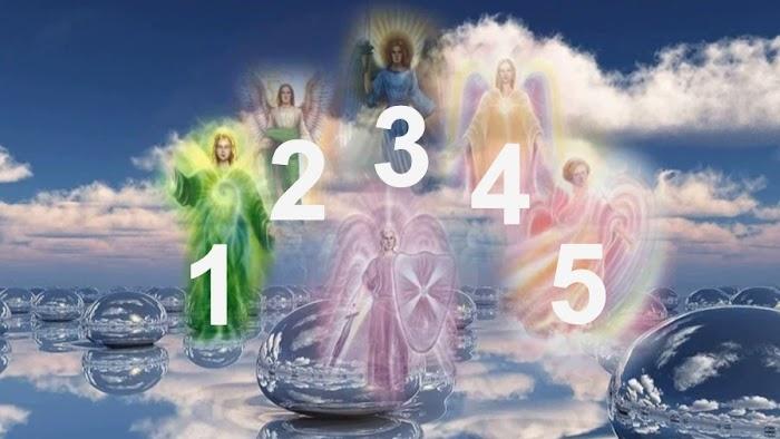 Нужный совет от ангела. Выберите цифру и узнайте, что вам необходимо на данный момент