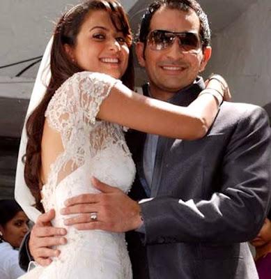Amrita Arora marriage