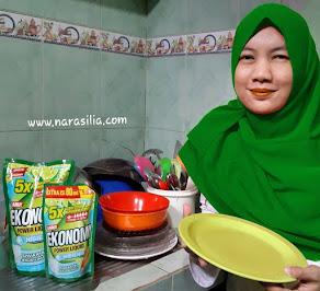 sabun cuci piring cair ekonomi siwak jeruk limau hemat