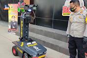 Polres Bojonegoro Luncurkan Robot Bobota