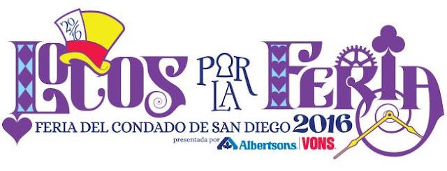 Feria el condado de San Diego 2016