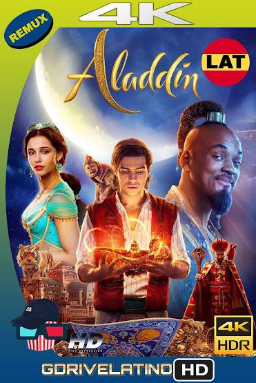 Aladdin (2019) BDRemux 4K HDR Latino-Ingles MKV