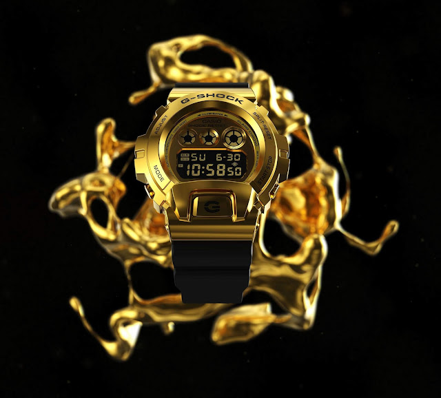 Casio G-SHOCK Unveils Brand New Luxury Forged Metal Bezel Timepieces For Spring