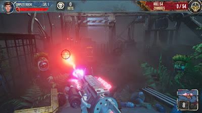 Dead Z Meat Game Screenshot 5