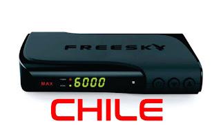 Atualização Freesky Max V 1.12