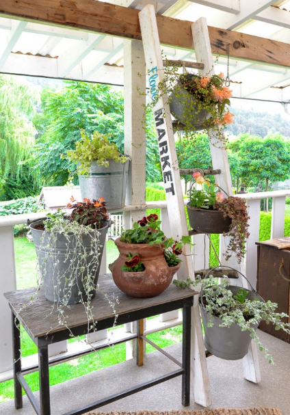AWESOME DIY PROJECTS FRONT PORCH