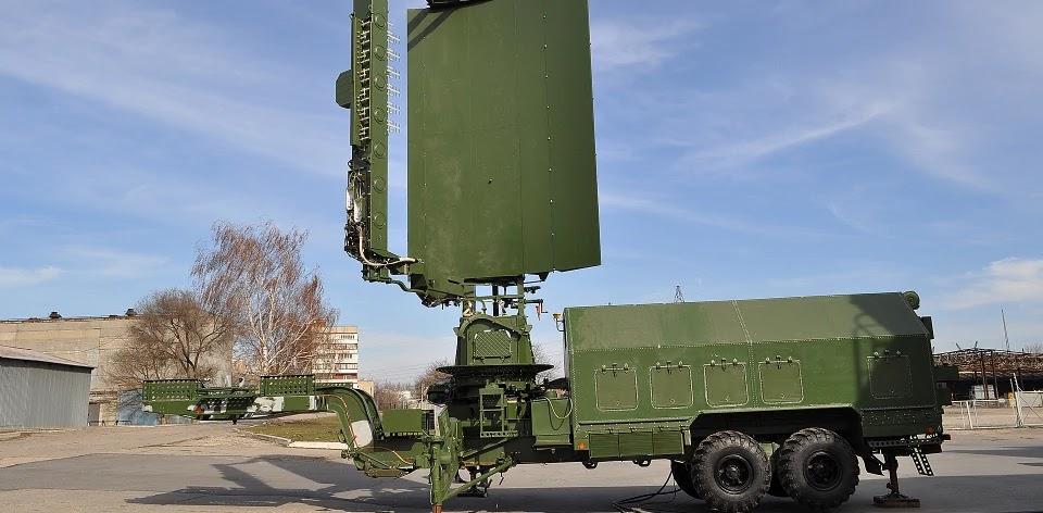 Іскра передала військовим новий радар