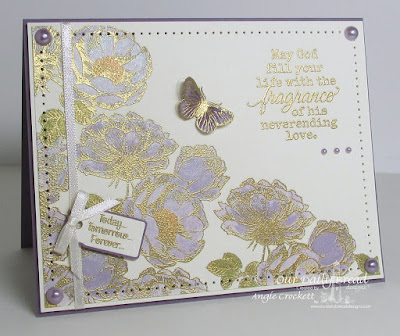 ODBD Fragrance, ODBD Butterfly and Bugs, ODBD Custom Butterfly and Bugs Dies, ODBD Home Sweet Home, ODBD Custom Mini Tags Dies, Card Designer Angie Crockett