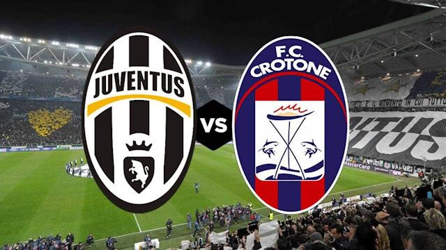مشاهدة مباراة كروتوني ويوفنتوس بث مباشر اليوم 17-10-2020 الدوري الايطالي crotone vs juventus