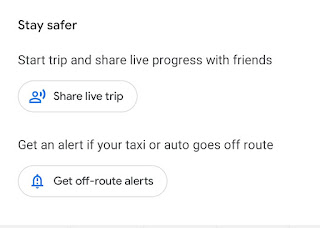 google-map-stay-safer