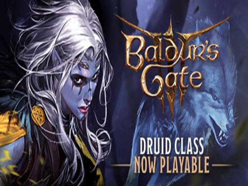 Download Baldur's Gate 3 Game PC Free