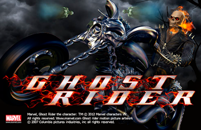 Ghost Rider Slot by Playtech