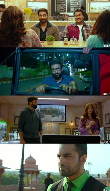 Download Chanakya (2019) Dual Audio {Hindi+Telugu} Full Movie 480p 450MB || Moviesbaba