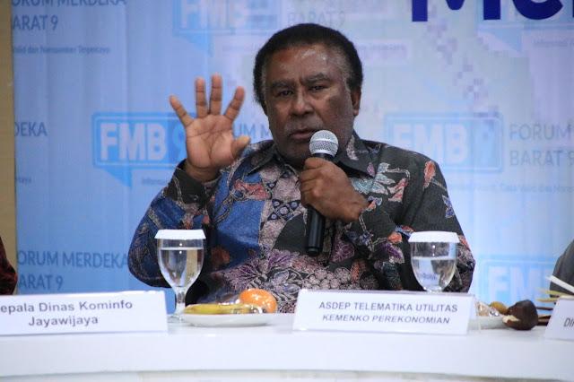 Papua Butuh Palapa Ring