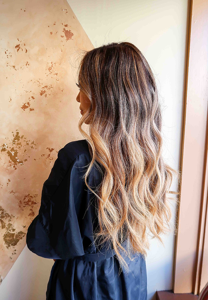 hair color, blonde, hair transformation, good hair day, beach wave, eclipse salon san francisco, how to, beauty blogger, san francisco beauty blog