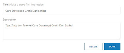how to download pdf scribd
