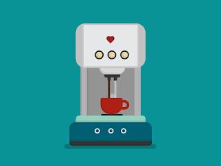 CSS Coffee Express