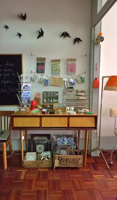 a Porta Verde, loja vintage, aveiro, móveis vintage, decoração vintage