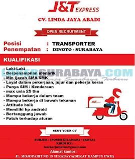 Lowongan Kerja Surabaya Terbaru di CV. Linda Jaya Abadi Juni 2019