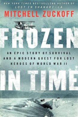 Frozen in Time by Mitchell Zuckoff - book cover