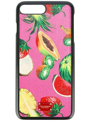 Foto della Cover per  Cellulare  Dolce & Gabbana Stile Tropicale