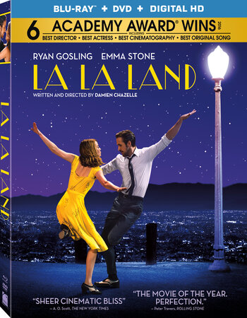La La Land (2016) English 480p BluRay x264 400MB ESubs Movie Download