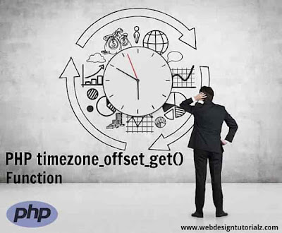 PHP timezone_offset_get() Function