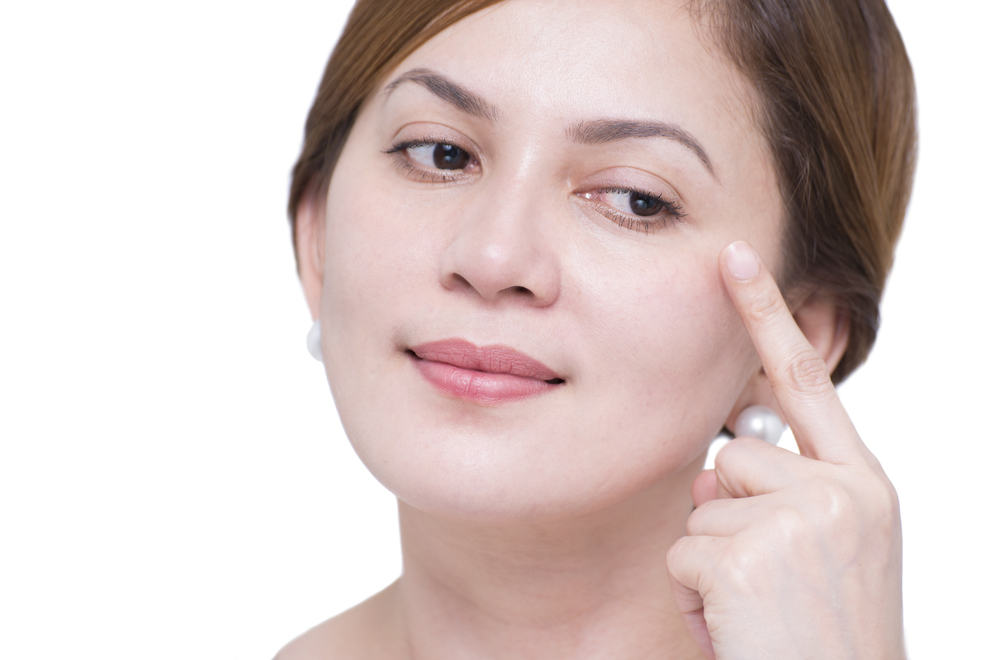 5 Causes of the formation of eye bags