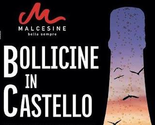 Bollicine in Castello 29 luglio Malcesine (VR) 2016