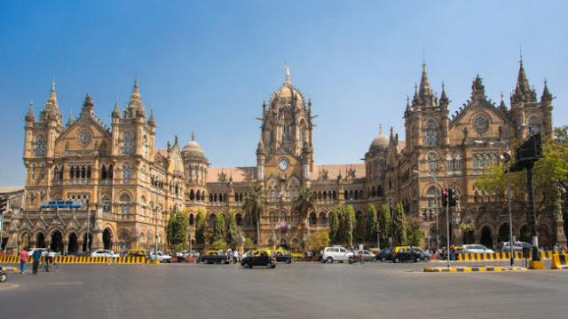 Chhatrapati Shivaji Terminus Station, Mumbai