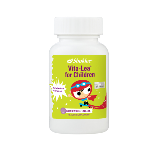Vitalea For Children Shaklee | Winichelen Wongkin
