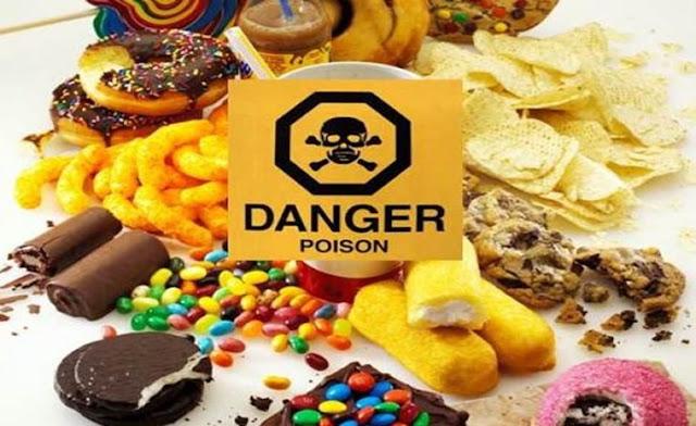 Cara menghindari Makanan berbahaya