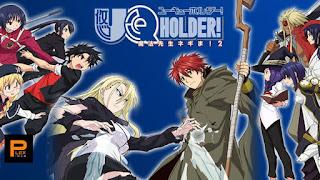 UQ Holder!: Mahou Sensei Negima! 2 Episódio 12 Final