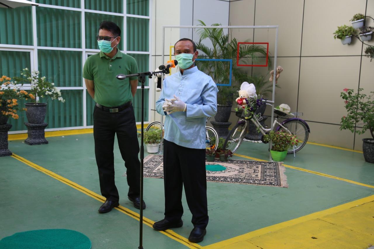 Ini Beberapa Langkah Yang Dipersiapkan Untuk Mendukung RS BP Batam Menuju Green Hospital