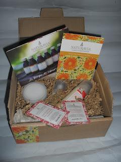 Imagen Lote de productos de Naturavia