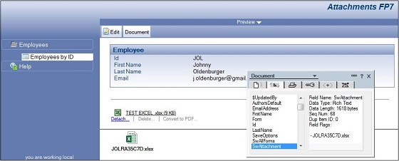 IBM Notes 9 FP7 - Issue Attachments Send from Windows